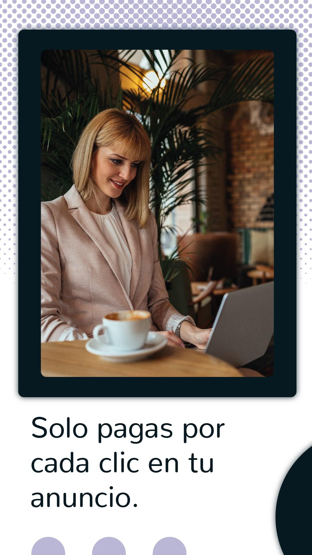 Las campañas de Costo Por Clic se llaman así porque solo se te cobra por cada clic en tu anuncio
