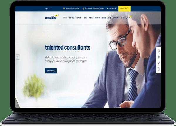 Diseño Web Empresarial Bogotá Colombia
